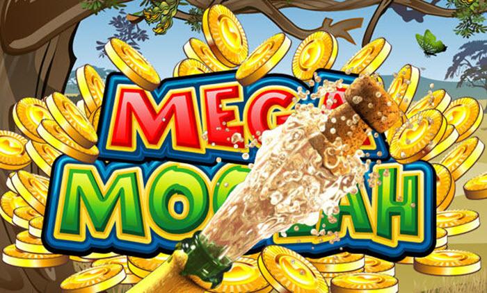 Mega jackpot Mega Moolah